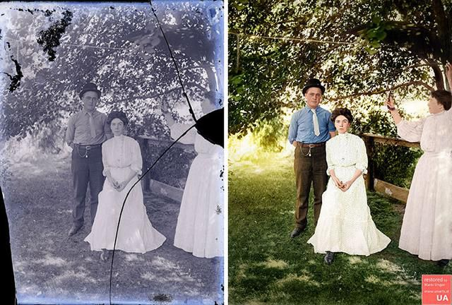 This Photographer Masterfully Restores Old Photos And Here Are 21 Of His Most Impressive Restorations