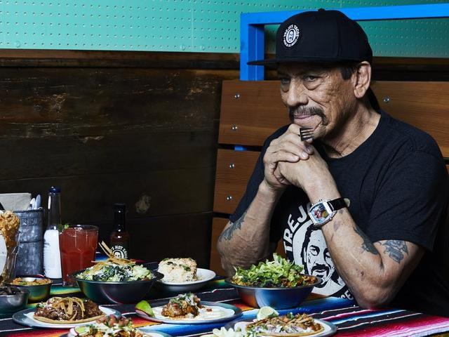Inside L.A. Hero Danny Trejo's Big, Beautiful Mexican Restaurant Empire