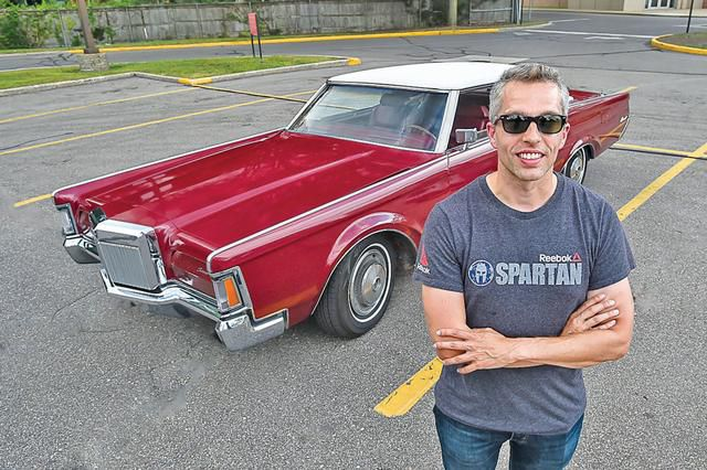 Behind the Wheel: A car fit for the 'King'