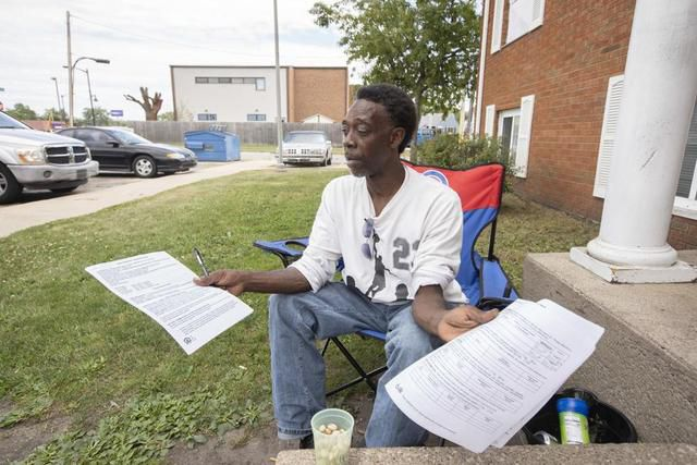 Tenants at South Bend apartment complex look for answers as rate hike looms