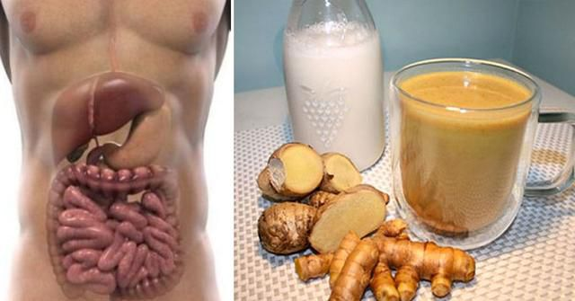 Turmeric And Ginger With Coconut Milk: Drink Before Bed To Cleanse Entire Body