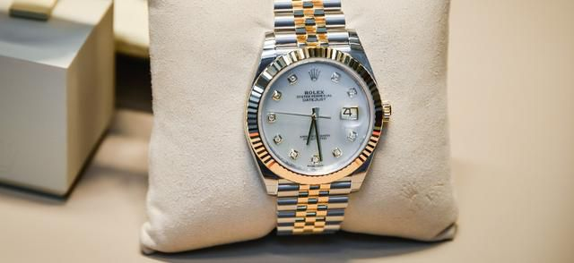 The very best Rolex gold watches