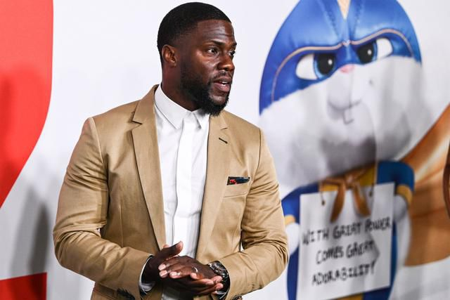 Kevin Hart walking again but in 'excruciating pain' after crash