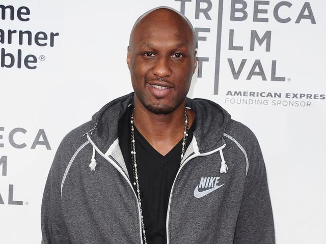 Lamar Odom Announces Fans That He's Considering A Second Book – His GF, Sabrina Parr Offers Him Full Support – See Their Messages