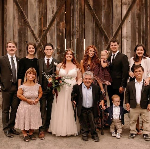 Jacob Roloff Wedding Day: See All the Beautiful Pics!