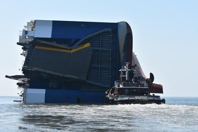 Cargo Ship Capsizes with Thousands of New Cars on Board