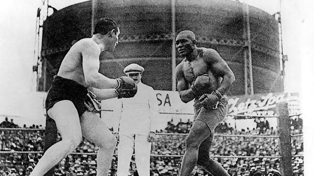 The rise of Jack Johnson: How Australia crowned the first African-American heavyweight champ