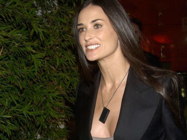 Demi Moore Reveals That Bringing In Other Women For Threesomes With Ashton Kutcher Was The Reason For Divorce
