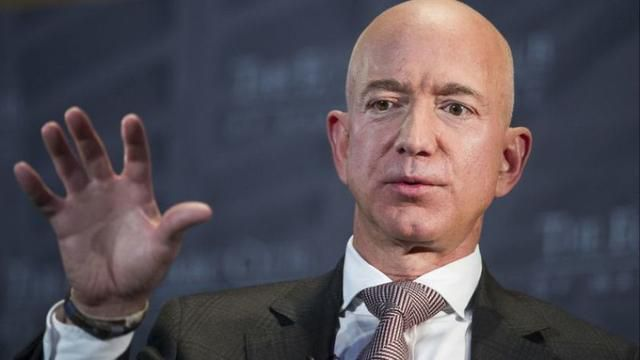 Column: Jeff Bezos becomes the first CEO to break his pledge to dump the 'shareholder value' model