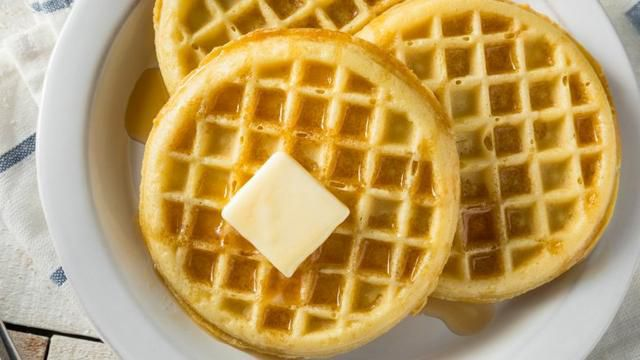 You've been cooking your frozen waffles all wrong
