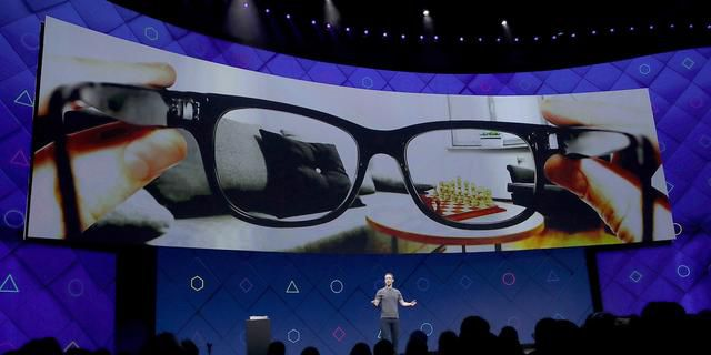 Facebook has partnered with Ray-Ban's parent company to create smart glasses
