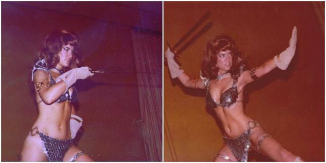Wendy Pini Cosplay: 22 Rare and Amazing Photographs of Wendy Dressed as Red Sonja in the 1970s