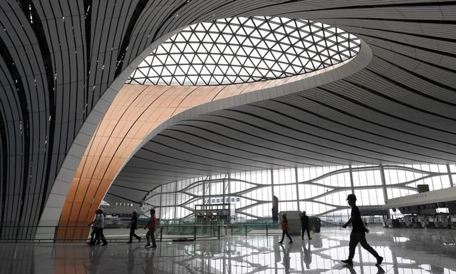 Beijing Daxing International Airport: China's new mega-airport ready to open