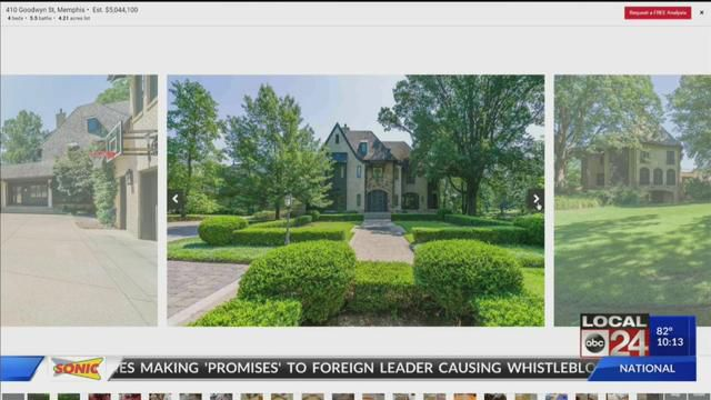 Hardaway spends a pretty penny for a Memphis mansion