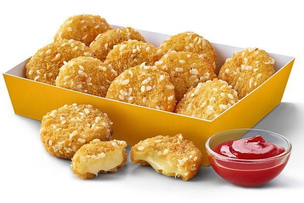 McDonald's Releases A 15-Piece Cheese Share Box