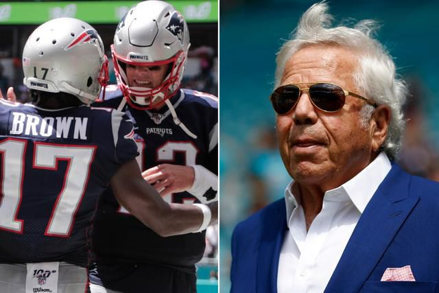 Tom Brady didn't want his viral Antonio Brown comment to leak