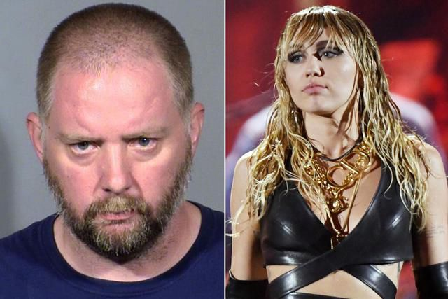 Miley Cyrus fan, who allegedly wanted to impregnate her, arrested at concert