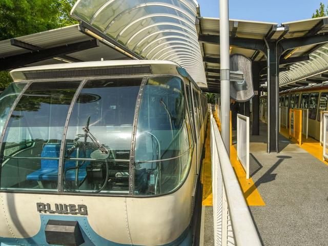 The Seattle Monorail will take ORCA cards and some transfers