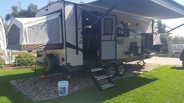 Greeley RV users enjoy the comforts of a house, whether they're home or just getting away for a bit