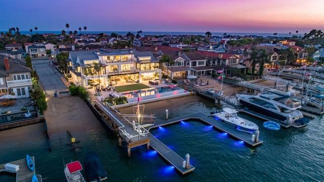 Qualtrics co-founder buys Newport Beach mansion for $35 million