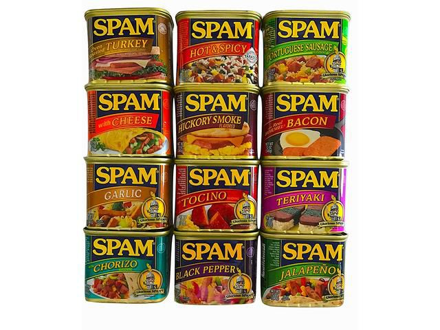 We Tasted and Ranked 12 Flavors of Spam-Here Are the Results