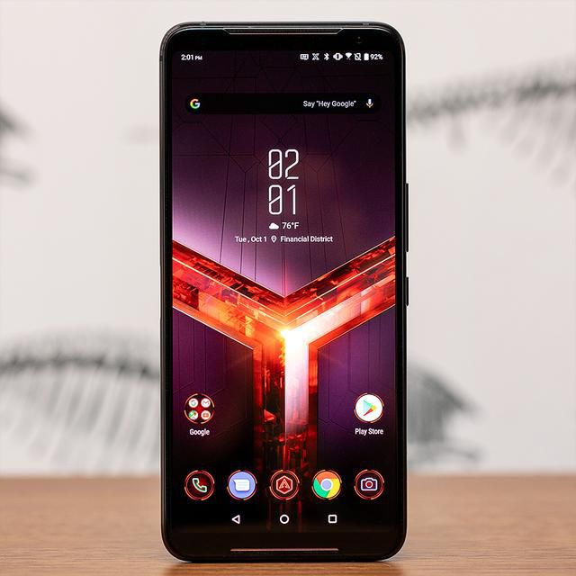 Asus' ROG Phone II is powerful, ambitious, and ridiculous