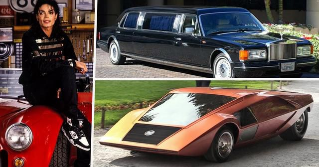 13 Cars Michael Jackson Owned We'd Never Enter (5 We Would)