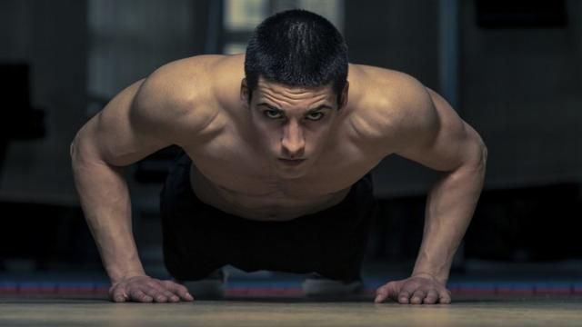 Push-ups? Here's what really can help you live to a ripe old age