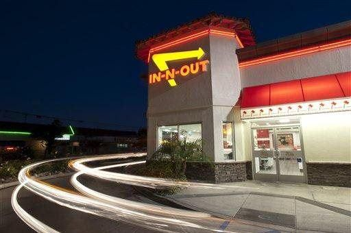 In-N-Out Burger Joins Chick-fil-A as a Company That Openly Celebrates Its Christian Values