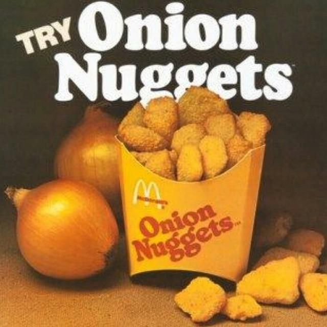 Onion Nuggets