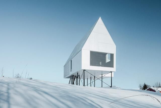 Cabins designed to help you feel one with nature