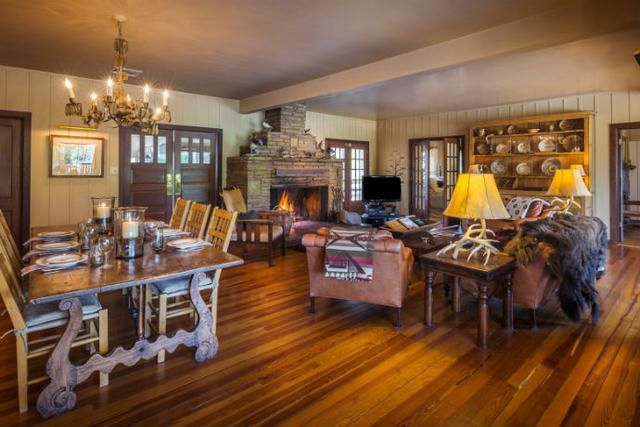 You Can Vacation at Ted Turner's Sprawling New Mexico Ranch