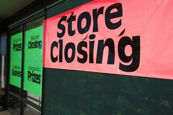 More store closings coming: An estimated 12,000 shops could close by the end of 2019