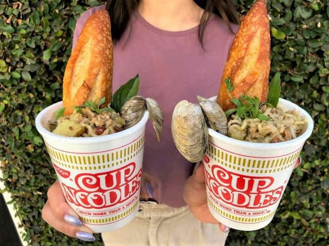 creative twists on the original Nissin Cup Noodles