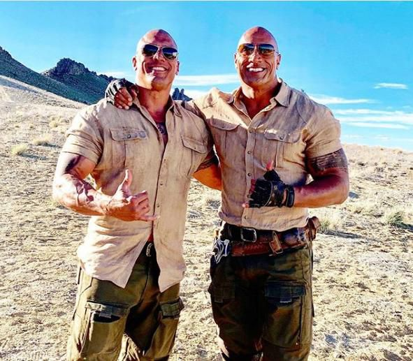 Celebrities With Stunt Doubles That Look Like Identical Twins - People Can't Tell Who Is The Actor
