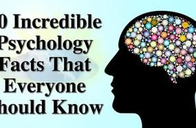 20 Incredible Psychology Facts That Everyone Should Know