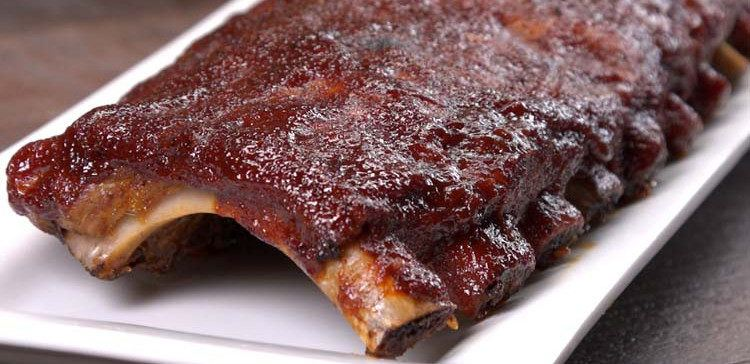 Oven-Baked Baby Back Ribs