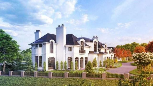 Most Expensive New Listing: A $24M Property in Suburban VA That Hasn't Even Been Built Yet