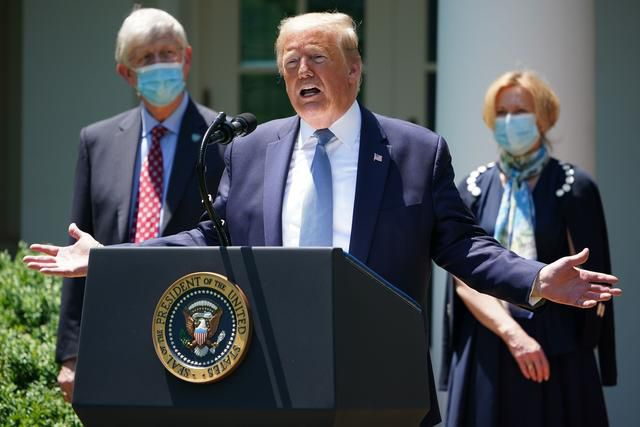 Millions Of Hydroxychloroquine Pills That Trump Touted For COVID-19 Are Now In Limbo
