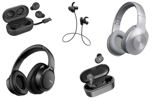 8 Best-Selling Wireless Headphones That Amazon Shoppers Love - All Under $50