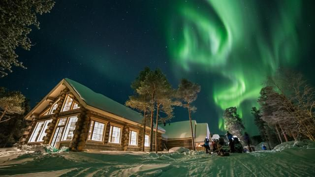 Lapland of luxury: Where the extraordinary happens every day