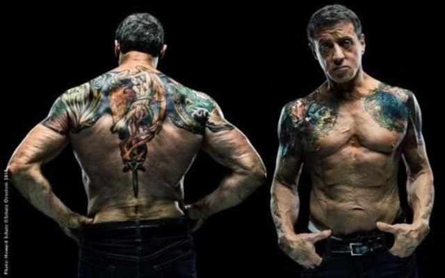 Sylvester Stallone Tattoos and Their Meaning