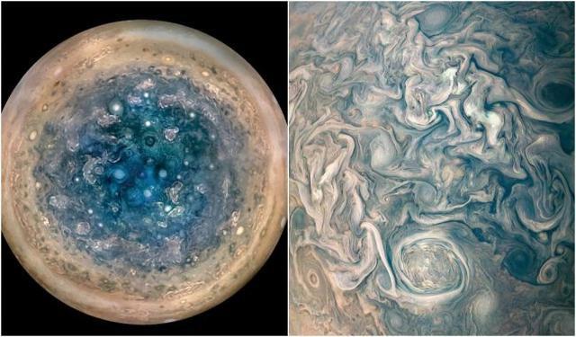 NASA Released 30 Amazing High-Def Photos Of Jupiter