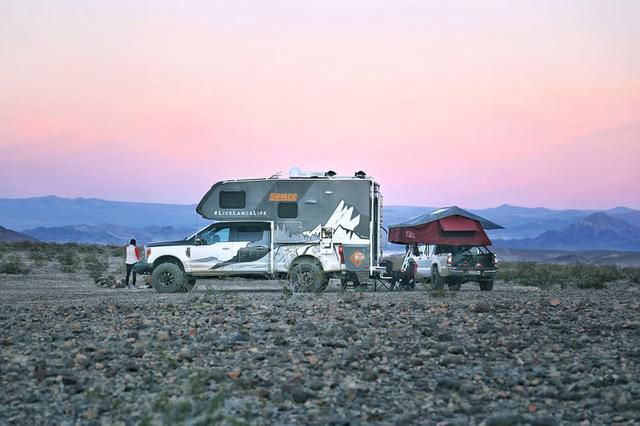 Overlanding Doesn't Get More Luxurious Than Lance Camper's Altimeter