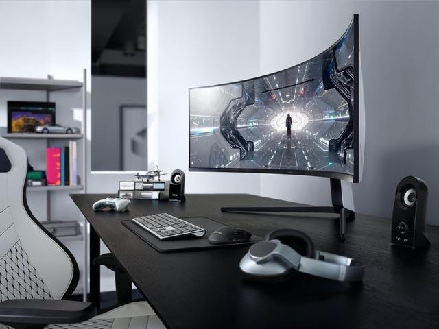 Samsung Unpacks Bodacious Odyssey G9 49-inch QLED 240Hz FreeSync 2 Gaming Monitor