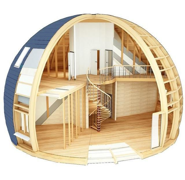 Would Living in a Round House Be Awesome, or Would It Suck?