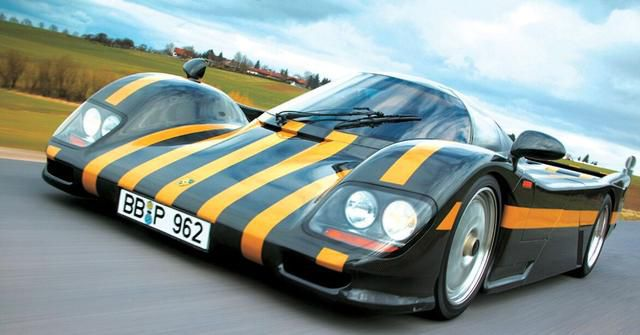 These Were The 15 Fastest Cars In The World…In The '90s