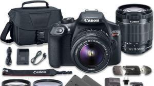 Best Cameras for Aspiring Photographers