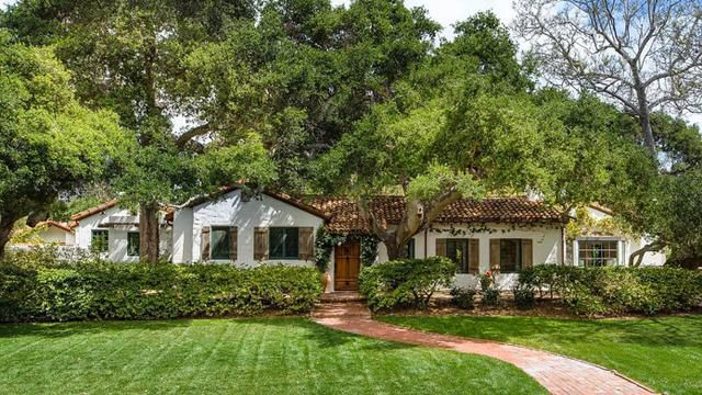 Oprah Winfrey Just Bought Her 7th Home - Jeff Bridge's Ranch in Montecito