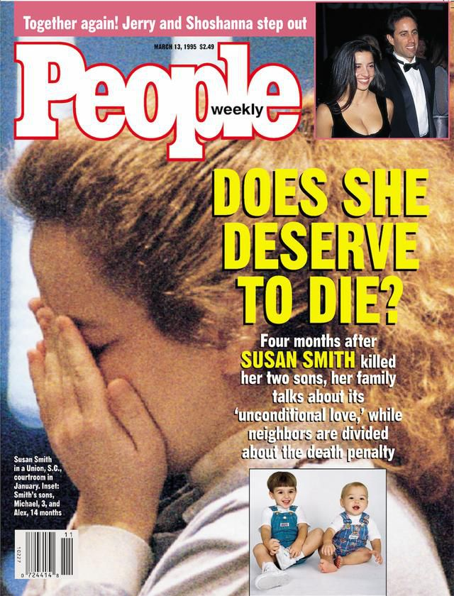 Sex, Drugs and Sickness: Susan Smith's Life in Prison, 25 Years After Drowning Her Sons